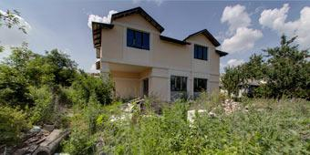 Продам недостроенный дом в Днепропетровске