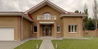 Продам дом в пригороде Днепропетровска 540 м.кв