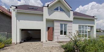 Продам дом в пригороде новой постройки под отделку