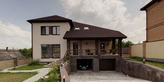 Продам дом в Днепропетровске общей площадью 370 м