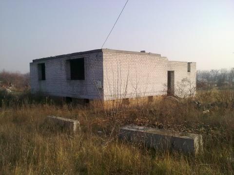 Недвижимость в Днепропетровске - Продам недостроенный дом в Сурско-Литовском
