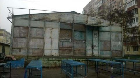 Недвижимость в Днепропетровске - Продам ангар на Левобережном -3